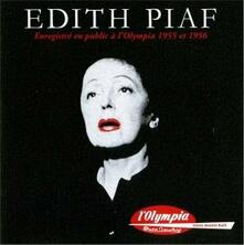 Live in Olympia - CD Audio di Edith Piaf