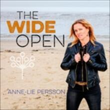 Wide Open - CD Audio di Anne-Lie Persson