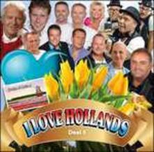 I Love Hollands 5 - CD Audio