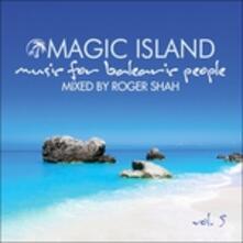 Magic Island vol.5 - CD Audio