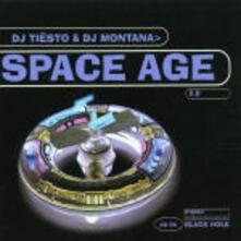 Space Age 2.0 - CD Audio di Tiesto