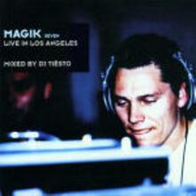 Magik 7. Live in Los Angeles - CD Audio di Tiesto
