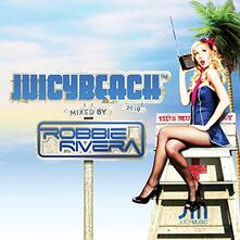 Juich Beach 2010 - CD Audio di Robbie Rivera