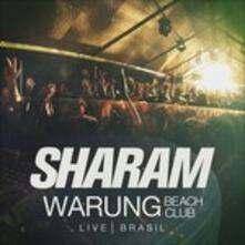 Warung Beach Club Live - CD Audio di Sharam