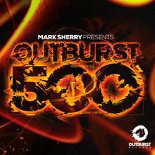 Outburst 500 - CD Audio