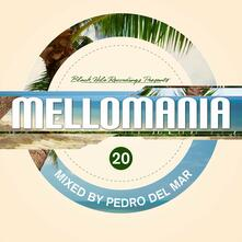 Mellomania 20 - CD Audio