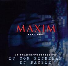 Maxim Editions vol.1 - CD Audio