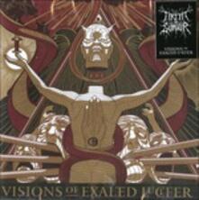 Visions Of Exalted Lucifer - CD Audio di Cirith Gorgor