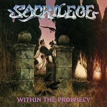 Within the Prophecy - CD Audio di Sacrilege