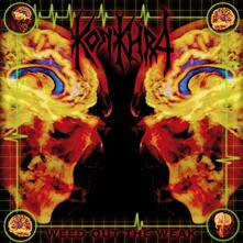 Weed Out the Weak - The Freakshow (Digipack) - CD Audio di Konkhra