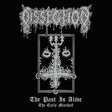 The Past Is Alive. The Early Mischief (Digipack) - CD Audio di Dissection