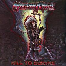 Kill to Survive - CD Audio di Meliah Rage