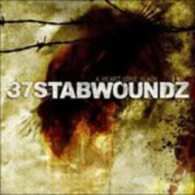 A Heart Gone Black - CD Audio di 37 Stabwoundz