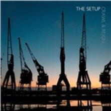 Crawl & Reign - CD Audio di Setup