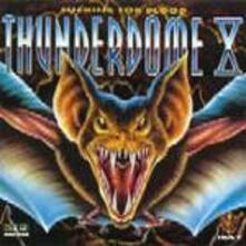 Thunderdome X - CD Audio