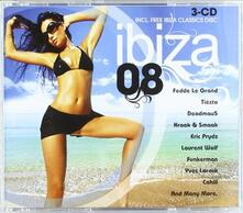Ibiza 2008 - CD Audio