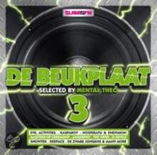 Beukplaat 3 - CD Audio
