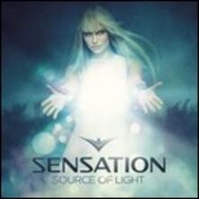 Sensation. Source of Light - CD Audio