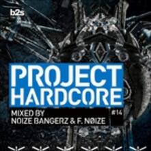 Project Hardcore - CD Audio