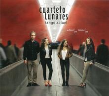 A horas truncas - CD Audio di Cuarteto Lunares