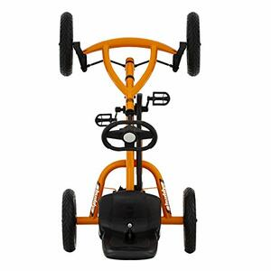 Berg Buddy Orange. Grey/Orange - 2