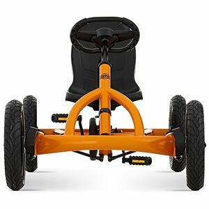 Berg Buddy Orange. Grey/Orange - 4