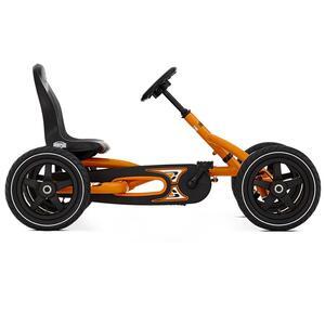 Berg Buddy Orange. Grey/Orange - 10