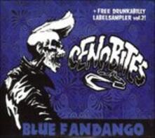 Blue Fandango & Free Sampler - CD Audio di Cenobites
