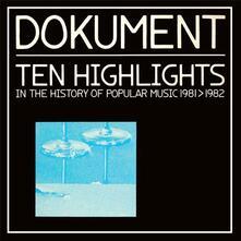 Dokument - CD Audio