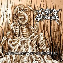 Anthology of (Digipack) - CD Audio di Sisters of Suffocation