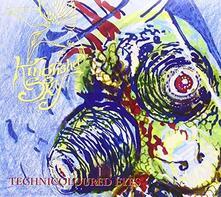 Technicoloured Eyes - CD Audio di Kingfisher Sky