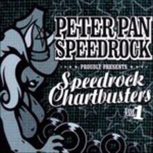 Speedrock Chartbusters 1 - CD Audio di Peter Pan Speedrock