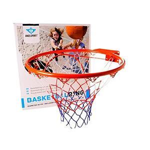 Angel Sports. Anello Da Basket Con Rete 46 Cm
