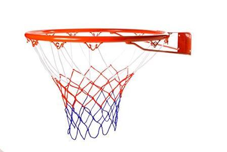 Angel Sports. Anello Da Basket Con Rete 46 Cm - 3