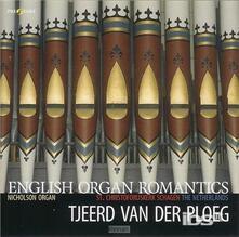 English Organ Romantics - CD Audio di Sir Charles Villiers Stanford