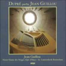 Dupre Par - By Jean Guillou - CD Audio di Jean Guillou