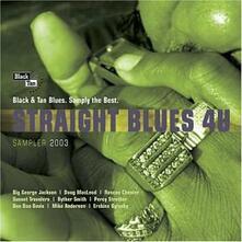 Straight Blues 4U - CD Audio