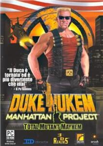 Duke Nukem. Manhattan Project