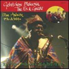 Moa Anbessa - CD Audio di Getatchew Mekurya,Ex