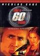 Cover Dvd Fuori in 60 secondi