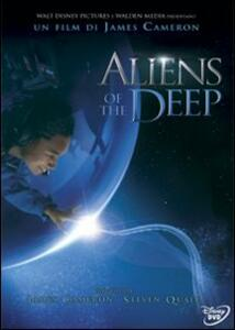 Aliens of the Deep di James Cameron,Steven Quale - DVD