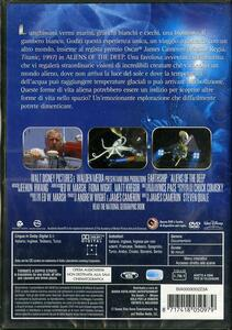 Aliens of the Deep di James Cameron,Steven Quale - DVD - 2