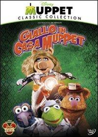 Locandina Giallo in casa Muppet