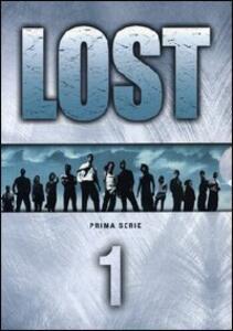 Lost. Stagione 1 (Serie TV ita) (8 DVD) - DVD