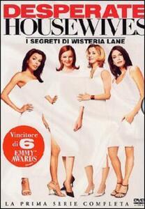 Desperate Housewives. Stagione 1 (Serie TV ita) (6 DVD) - DVD