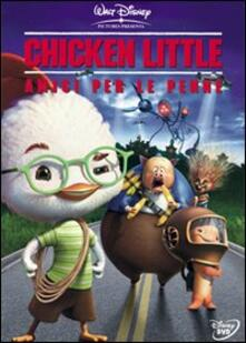 Chicken Little. Amici per le penne di Mark Dindal - DVD