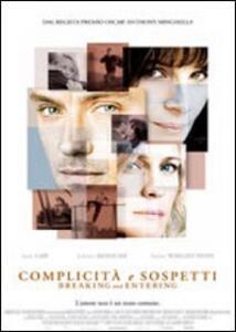 Complicità e sospetti. Breaking and Entering di Anthony Minghella - DVD