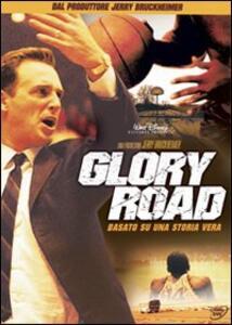 Glory Road di James Gartner - DVD