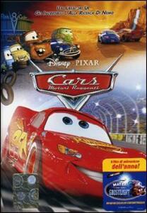 Cars. Motori ruggenti di John Lasseter,Joe Ranft - DVD