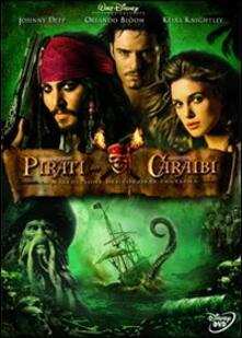 Pirati dei Caraibi. La maledizione del forziere fantasma (1 DVD) di Gore Verbinski - DVD